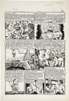 Crypt of Terror #19 pg #6 Al Feldstein Comic Art
