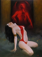 Vampirella - Possession Comic Art