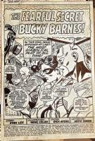 Captain America #132,
