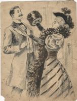 Original Comic Art from the 1890's, Comic Art