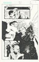 Meridian #31 Page 9 , Comic Art