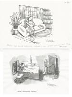 2 More From Shannon Wheeler, Comic Art
