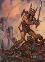 Savage Sword of Conan, Comic Art