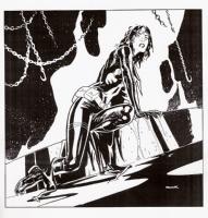 Batgirl (Cassie Cain) Comic Art