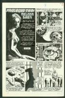 Sabre page 4 Comic Art
