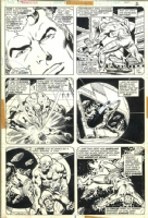 Fantastic Four #179, pg 2 Comic Art