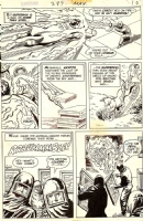 Superman #287, pg 11 Comic Art