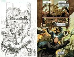 X-Treme X-Men Vol. 2 - No. 11, Page 2 Comic Art