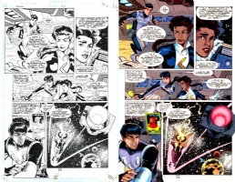 Legion of Super-heroes No. 106, Page 6 Comic Art