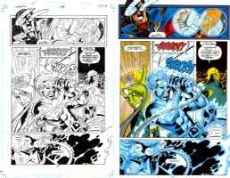 Legion of Super-heroes No. 108, Page 17 Comic Art