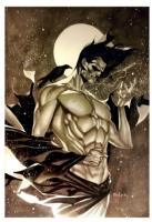 Sandman by Thony Silas Comic Art