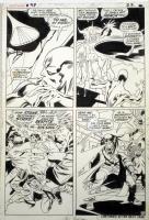 BUSCEMA, JOHN, SILVER SURFER #9, PAGE 16 Comic Art