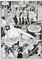 Paulette, Comic Art