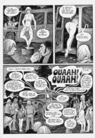 Paulette Comic Art