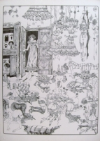 Valentina - Barbabl� Comic Art