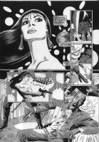 Grackle 2 p18 by Paul Gulacy Comic Art