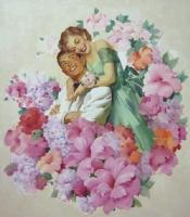 Haddon SUNDBLOM - Cashmere Bouquet, Comic Art