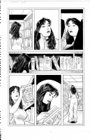 Terry Moore Strangers in Paradise Vol. 3 #51 Page 18 Comic Art