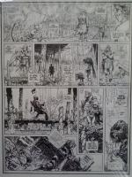 Loisel: La qu�te de l'oiseau du temps Tome 2: Le temple de l'oubli. Comic Art