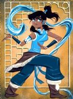 Avatar Korra - Jonathan Reincke, Comic Art