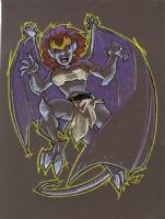 Demona - Craig Rousseau, Comic Art