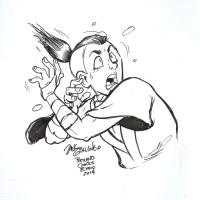 Sokka - Zack Giallongo, Comic Art