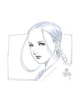 Katara - Jim Cheung (II), Comic Art