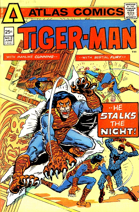 Classic Comic Covers - Page 3 Tigerman2