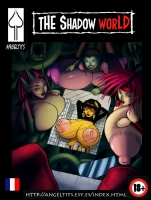 New comics Angeltits: The Shadow World numero2 Comic Art