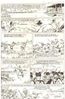 Covered in Glory Gettysburg page 04 Comic Art