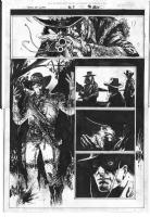 Leonardo Manco_Blaze of Glory #2 page 14 Comic Art
