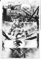 Leonardo Manco_Strange Tales #1 page 21 Comic Art
