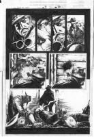 Leonardo Manco_Blaze of Glory #4 page 20 Comic Art