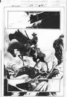 Leonardo Manco_Blaze of Glory #3 page 26 Comic Art
