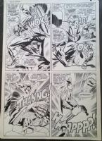 TALES OF SUSPENSE 84 P 5 Comic Art