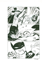 Justice League: The New Frontier Special p18 Comic Art