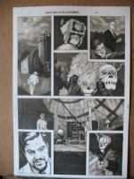 Ghost Zero and the Radio Wraith, page 2 Comic Art