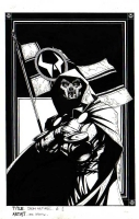 DOOM: The Emperor Returns 01 COVER Comic Art