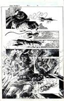 Doom: The Emperor Returns 01 pg 11 Comic Art