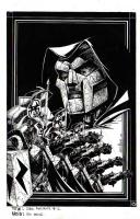 DOOM: The Emperor Returns 02 COVER Comic Art