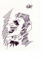 Joker by Bob Kane Comic Art