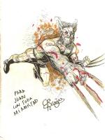 Lobezno - ROGER BONET Comic Art