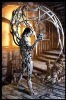 Cyberpunk Painting 034, Comic Art