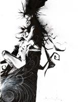 Neil Gaiman's Sandman 'Death Is But A Dream'  by Jason Shawn Alexander Comic Art