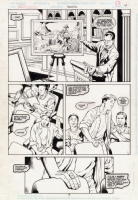 Jeff Johnson Green Lantern Annual #6, Page 4 Comic Art