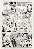 Jeff Johnson Green Lantern Annual #6, Page 6 Comic Art