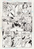 Jeff Johnson Green Lantern Annual #6, Page 8 Comic Art