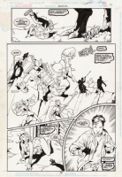 Jeff Johnson Green Lantern Annual #6, Page 10 Comic Art