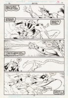 Jeff Johnson Green Lantern Annual #6, Page 12 Comic Art