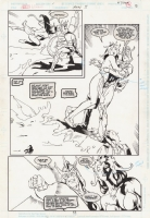 Jeff Johnson Green Lantern Annual #6, Page 13 Comic Art